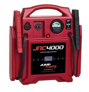 Jump Box Battery Starter Portable Car Truck Auto Boat Vehicle Emergency 12v New