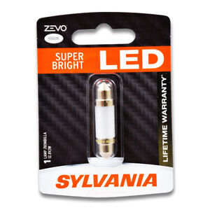Sylvania Zevo 1 Pack 578led Led Bulb Courtesy Dome Map Trunk Cargo Area Cm