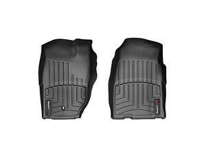 Weathertech Floorliner Mats For Jeep Cherokee 1997 2001 1st Row Black