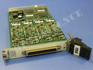 National Instruments Pxi 6115 Ni Daq Card With Extended Memory Option