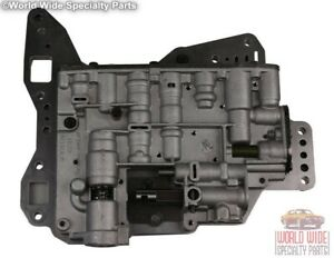 Ford C6 Valve Body gas Late Style With Sliding Manual Valve lifetime Warranty