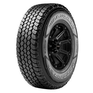 4 New P275 55r20 Goodyear Wrangler At Adventure 113t B 4 Ply Owl Tires