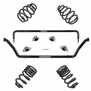 Hotchkis 80115 1 Stage1 Tvs total Vehicle Suspension System For 2010 Camaro Ss