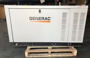 New Generac Standby Generator Lp ng 22kw 3ph 120 208 Quietsource Qt02224gnax