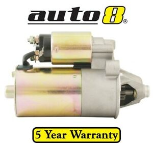 Brand New Starter Motor For Ford Mondeo Hd 2 0l Petrol Zetec Zh20 01 98 12 99