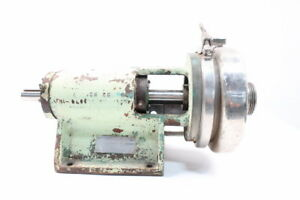 Tri Clover Sp2160 d Sanitary Stainless Centrifugal Pump 1 1 2x2in