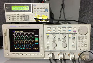 Tektronix Tds744a Upgraded To Tds784a Oscilloscope 1ghz 4gs s 13 1f 1m 2f