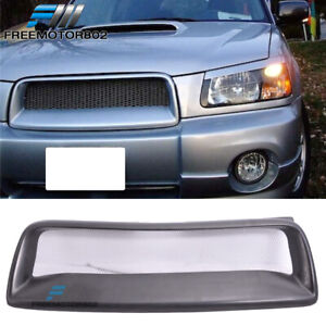 Fits 04 05 Subaru Forester Sg Ds Style Front Bumper Grille