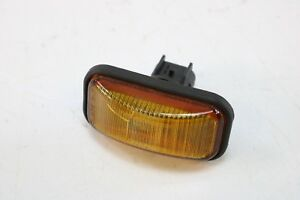 2003 2009 Hummer H2 Front Roof Clearence Marker Hazard Amber Light Lamp Oem