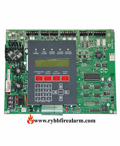 Notifier Afp 100 new Style Fire Alarm Control Panel