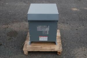 Hammond Hps Sg3n0025le Energy Efficient Distribution Transformer 25kva New