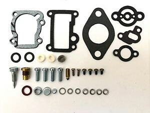 Zenith Tu Series Carburetor Kit Caterpillar Hercules John Deere Pony Motor