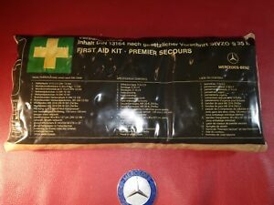 Vintage Mercedes benz First Aid Kit