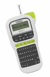 Brother P touch Easy Portable Label Maker pth110 Pth110 Labeler
