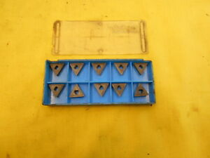 10 Carboloy Usa Tpmm 2 Indexable Carbide Inserts Lathe Mill Cutting Tool Bits