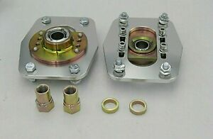 New Front Camber Caster Kit 2 50 Pair Left Right For Porsche 924 944 968