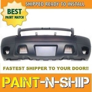 2007 2013 Chevy Tahoe Suburban Avalanche Front Bumper Painted