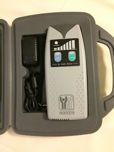 Nikken Air Wellness Aqm Air Quality Monitor System Brand New