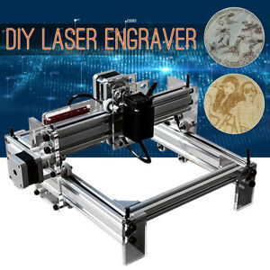 500mw 40cm 30cm Diy Laser Engraving Marking Machine Wood Cutter Printer Engraver