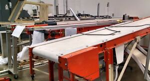 13 emi Rm 18 13 20 Portable Belt Conveyor