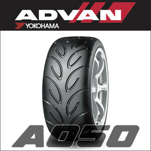 Yokohama Advan A050 R Spec 215 50 15 High Performance Race Tire Set Of 4 Japan