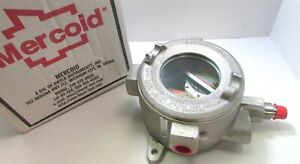 Mercoid Dwyer Explosion Proof Bourdon Tube Pressure Switch Dsh 7221 153 5s