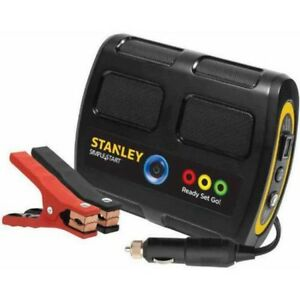 Car Jump Start Portable System Kit Auto Emergency Battery Charger Lithium Ion