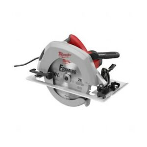 Milwaukee 6470 21 10 1 4 15 Amp Circular Saw 5 200 Rpm