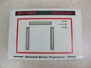 Bp Microsystems Bp 1400 240 cs Universal Ic Chip Device Programmer