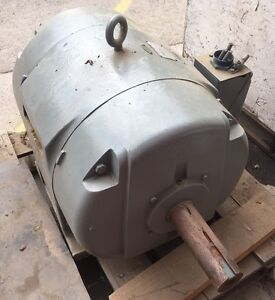 100 Hp Ge General Electric Electric Motor