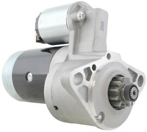 New Starter For Ford Tractor 1320 1987 1998 1520 1987 1997 Sba185086410