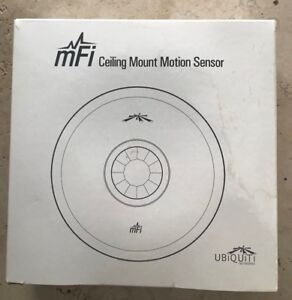Ubiquiti Mfi Ceiling Mount Motion Sensor Mfi msc