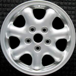 Mazda 626 Painted 15 Inch Oem Wheel 1995 1997 9965a16050