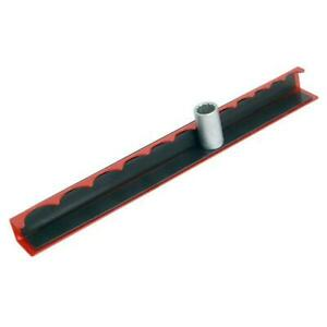 3 8 Magnetic Socket Rack Holder 10 Sockets Tray Rail Holder Store