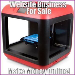 3d Printers Website Earn 883 15 A Sale free Domain free Hosting free Traffic