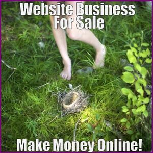 Fully Stocked Gardening Website Business free Domain free Hosting free Traffic