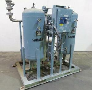 Sahara Exhaust Purge Compressed Air Dryer Desiccant