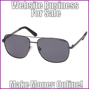 Sunglasses Website Earn 50 00 A Sale free Domain free Hosting free Traffic