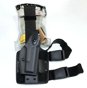 New Safariland 6004 283 121 Sls Stx Tactical Leg Holster Glock 19 23 25 26 33 Rh