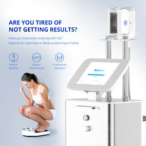 Standing Vacuum Suction Freezing Fat Removal Body Contour Cellulite Machine Spa