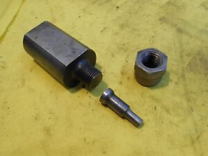 Cleveland Usa Punch Holder For Ironworker Sheet Metal Punch Press Fab Shop Tool