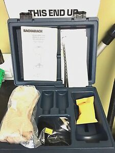 Bacharach 10 5000 Combustion Test Kit