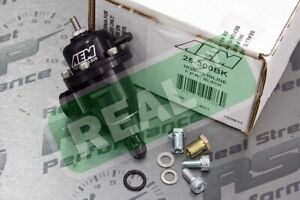 Aem Fuel Pressure Regulator Acura Honda Civic Si B16 B16a2 Integra Gsr B18c1
