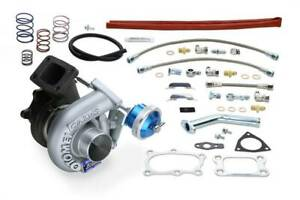 Tomei Arms Turbocharger Kit 450hp Mx8265 For Skyline Gts 25t 94 98 R33 Rb25det