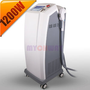 Professional Shr Ipl Laser Hair Removal Salon Ipl Fast Hair Removal Machine Spa