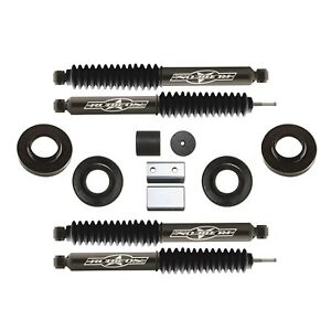 Rubicon Express Re8530 Suspension Lift Kit W Shocks Fits Grand Cherokee Wj