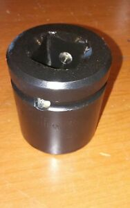 1 7 16 Inch Williams 7 646 Impact Socket 6pt 1 Inch Drive Made In Usa