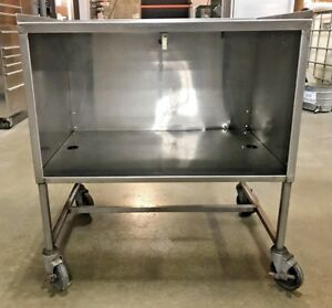 Prep Table Equipment Table Rolling Stainless Steel