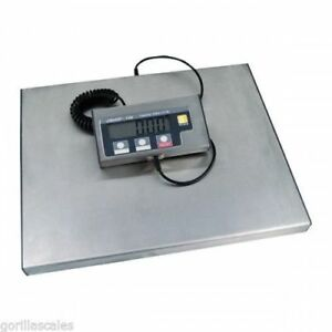 Digital Shipping Scale Postal Bench Jennings J ship 130 Fedex Ups 130lb X 0 1lb