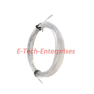 20 Meter Roll Vacuum Line Hose Tube 4x1 Mm For Mercedes Plastic White Tubing